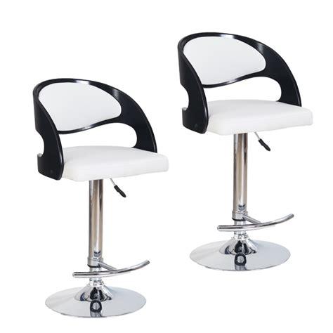 prix cuisine hygena chaise de bar noir et blanc cuisine en image