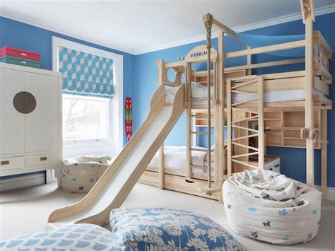 Fun Interior Slides And Swings That Your Children Would