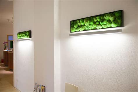Moosbilder Für Die Wand by Rechteckiges Moosbild Rosemarie Schulz Aktuell