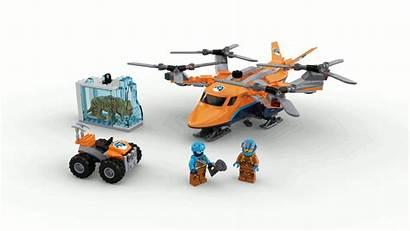 Lego Powietrzny Arktyczny Transport