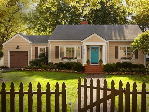 Home Depot Exterior Design by Exterior Paint Colors And Paint Combinations At The