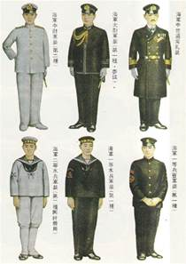 Imperial Japanese Navy Uniforms