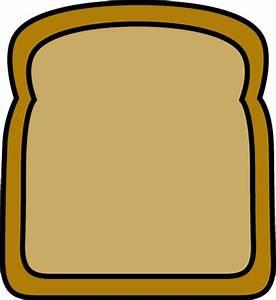 Slice of bread clipart - Cliparting.com