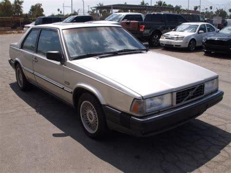 volvo  gle turbo bertone rare coupe collectible