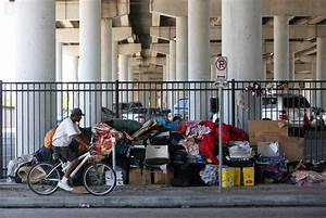Houston's homeless adapt to city's ban on camping, which ...