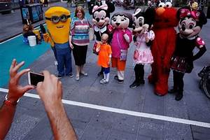 Record number of tourists flocked to New York City this ...