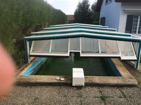 abri de piscine occasion abri piscine occasion suisse