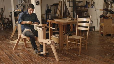 build  thoroughbred shaving horse finewoodworking