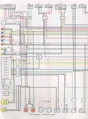 1981 Virago Wiring Diagram 26618 Archivolepe Es