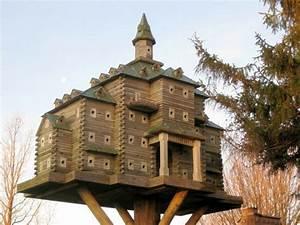 Vogelhäuschen Bauen Anleitung : vogelhaus selbst bauen anleitung wohn design ~ Markanthonyermac.com Haus und Dekorationen