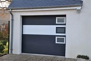 porte de garage With porte de garage enroulable jumelé avec dépannage serrurerie