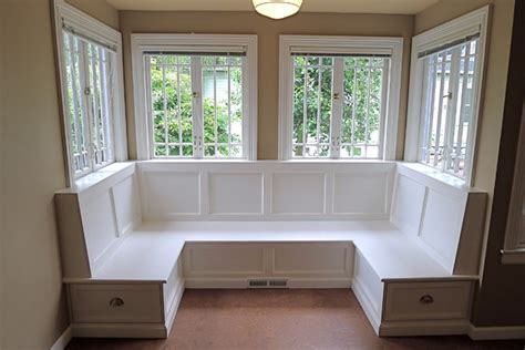 Sellwood Banquette   Traditional   Dining Room   Portland