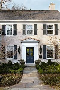 Get the Look: Georgian-Style Architecture Traditional Home