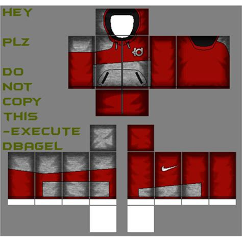 Transparent Hoodie Template Cool by Cool Red Nike Hoodie Transparent Roblox