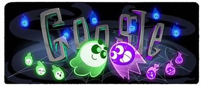 Halloween Google Doodle Doodles Play Games Ghoul