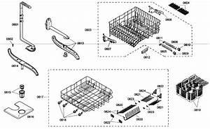 Bosch Dishwasher Control Panel Parts