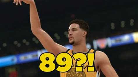 Nba 2k20 10 Surprising Player Ratings Already Confirmed