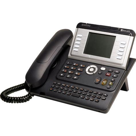 pc de bureau professionnel alcatel 4039 téléphonie voip alcatel sur ldlc com