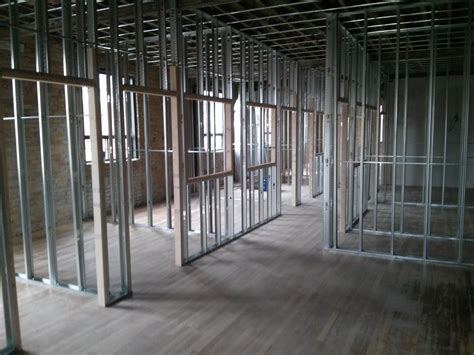 Metal Stud Framing Toronto  Centennial Drywall Inc
