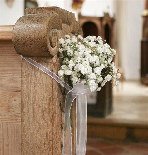 Blumen Hochzeit Dekorationsideen by Blumendeko Auf Der Hochzeit Mit Schleierkraut Svatba