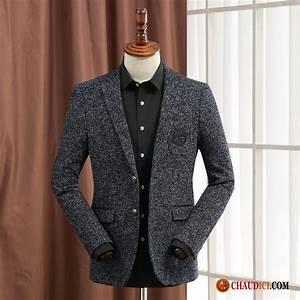 Veste En Laine Homme : veste de laine homme v tements l gants modernes ~ Carolinahurricanesstore.com Idées de Décoration