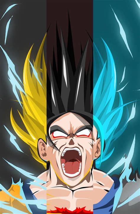 Wallpaper : illustration anime cartoon Dragon Ball