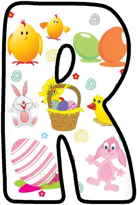pin  dubonnet   alpha easter  bunnies alphabet