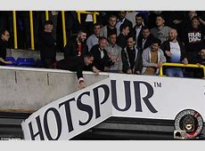 Incidents and arrested fans after Tottenham Arsenal 23