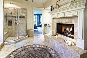 Luxurious Mansion Bathrooms (Pictures) - Designing Idea