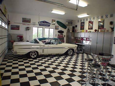cool garages caves don jones cave hotrod hotline