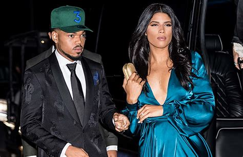 Chance The Rapper Marries His Longtime Girlfriend Kirsten