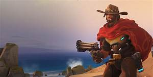 Overwatch McCree Skins For FREE Jesse McCree Age 37