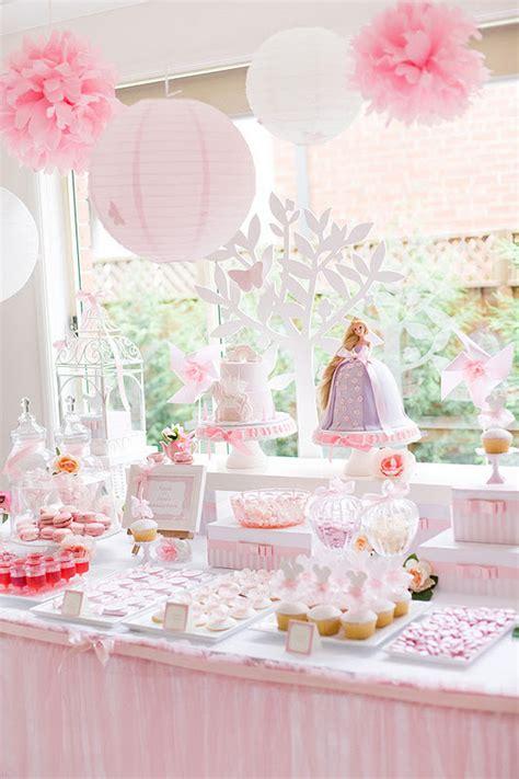 Kara's Party Ideas Tangled + Enchanted Garden Birthday