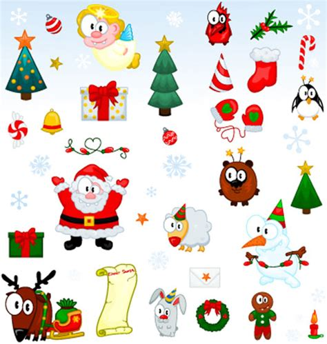 christmas symbols bring christmas festivities to your website