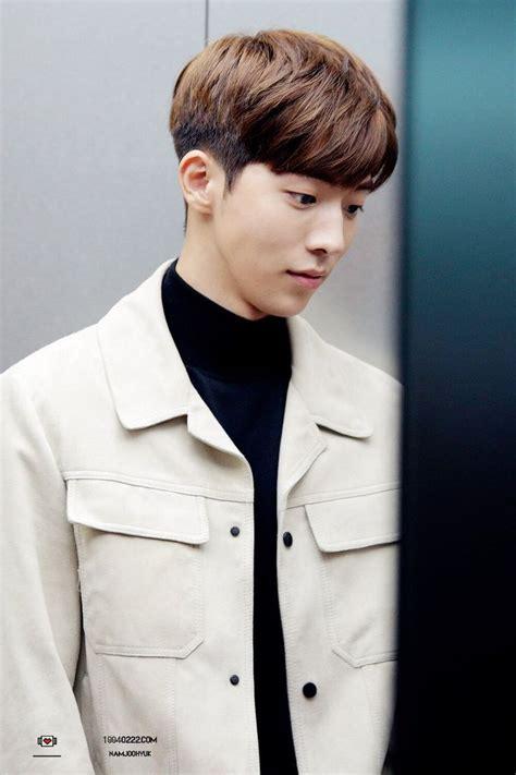 korean artist short hairstyle fade haircut