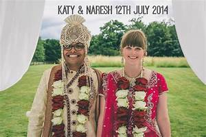 Katy and Naresh 'Our Big Fat Anglo-Indian Country Festival