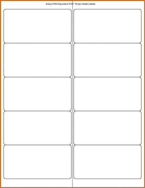 Labels By The Sheet Templates by 6 Labels Per Sheet Template Archives Ondy Spreadsheet