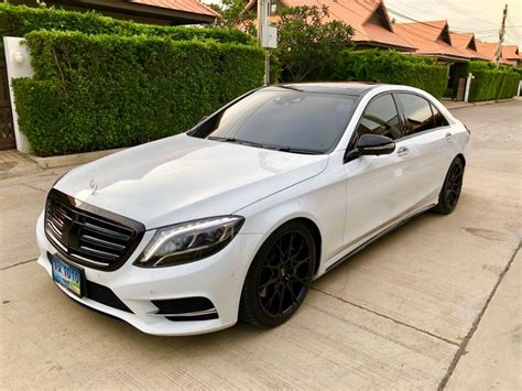 Autocheck vehicle history summary unavailable. Mercedes - Benz S300 AMG Hybrid | Cars Vans & SUVs for Sale | Pratamnak/Thappraya/Thepprasit ...