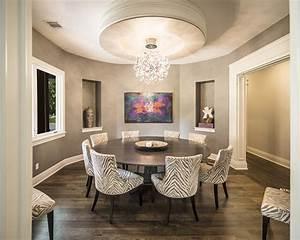 12 salles a manger contemporaines avec une table ronde en With meuble salle À manger avec table ronde 10 personnes salle À manger