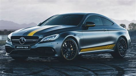 Mercedesamg C63 S Coupe Edition 1 2016 Review Snapshot