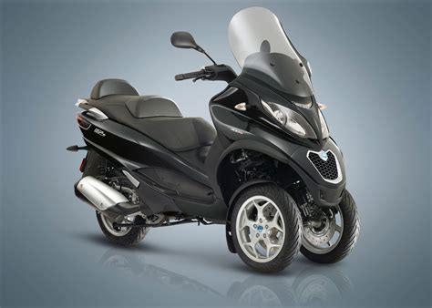 2018 piaggio mp3 300 business lt abs asr review total