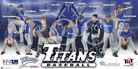 custom team baseball banner texas bombers