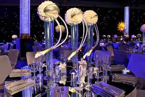 eiffel tower centerpiece ideas la premier supplied the spherical white flower