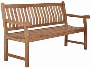 Gartenbank Teak 3 Sitzer : gartenbank teak belmond 3 sitzer 160cm gartenm bel l nse ~ Bigdaddyawards.com Haus und Dekorationen