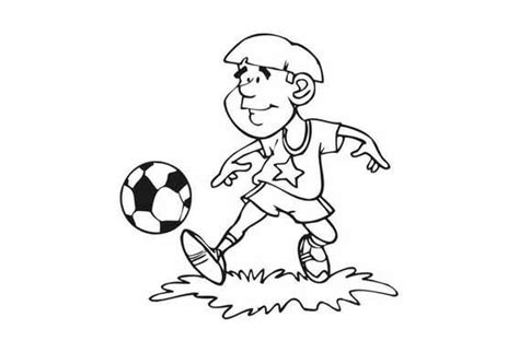Kleurplaat De Wereldkioen Daantje by Kleurplaat Voetballen Sport Op School