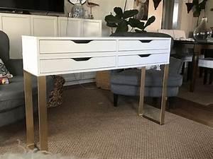 Table De Maquillage Ikea : les 845 meilleures images du tableau bidouilles ikea sur pinterest piratage meubles ikea ~ Nature-et-papiers.com Idées de Décoration