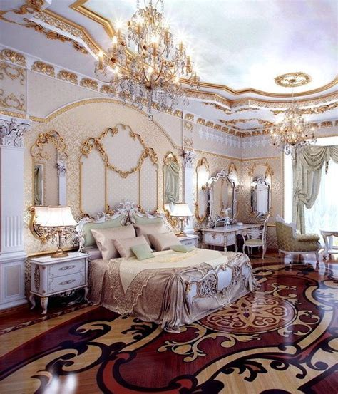 5 Luxurious Interiors Inspired By Louis Era Design by Homedesigning Via 5 Luxurious Interiors Inspired By