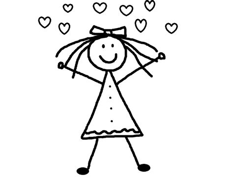 Free Stick People Holding Hands, Download Free Clip Art