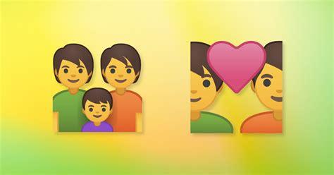 android p beta  includes   emoji   gender