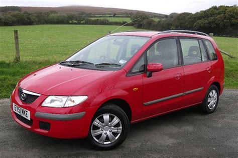 Mazda Premacy Estate Review (1999 - 2004)
